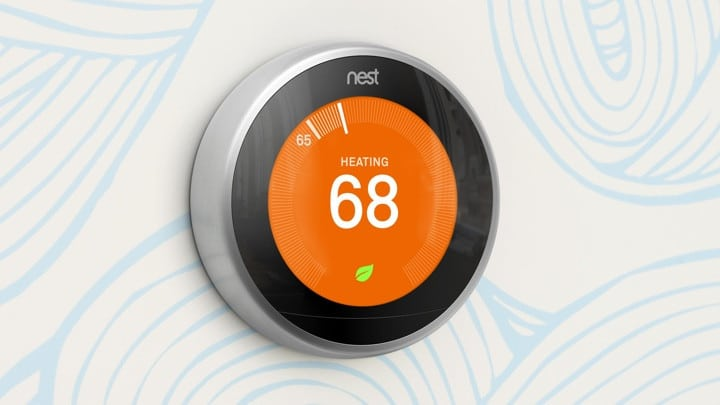 nest Thermostat Nascair