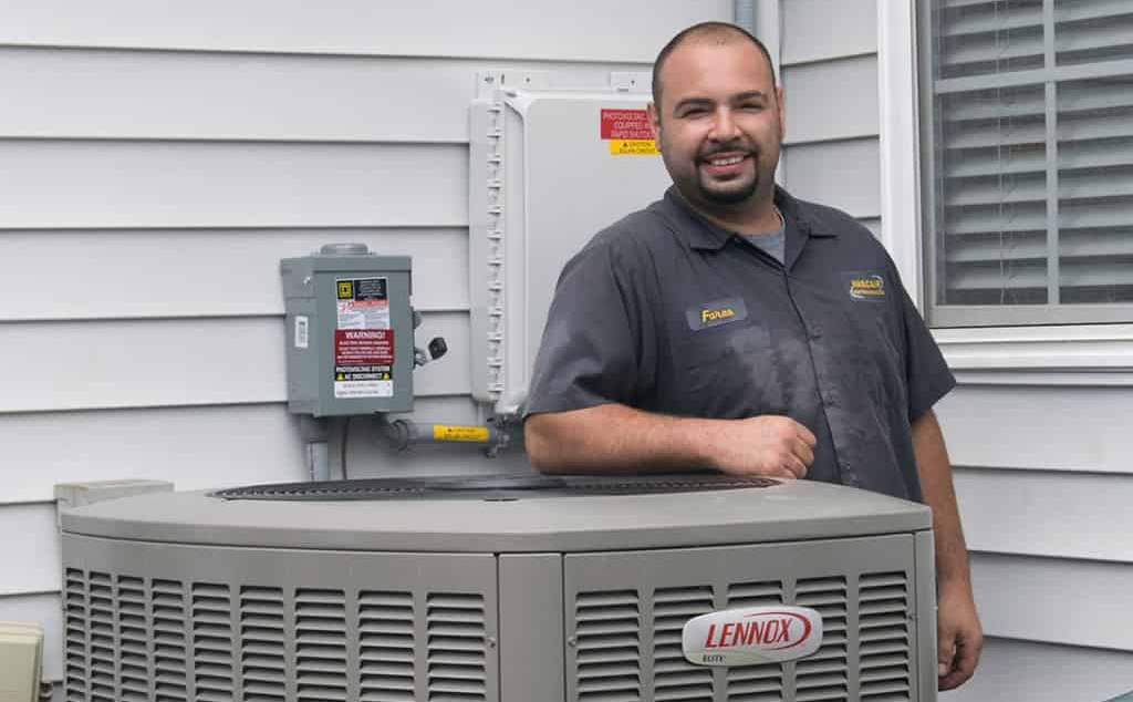 What Can I Expect During An Air Conditioning Maintenance Call?